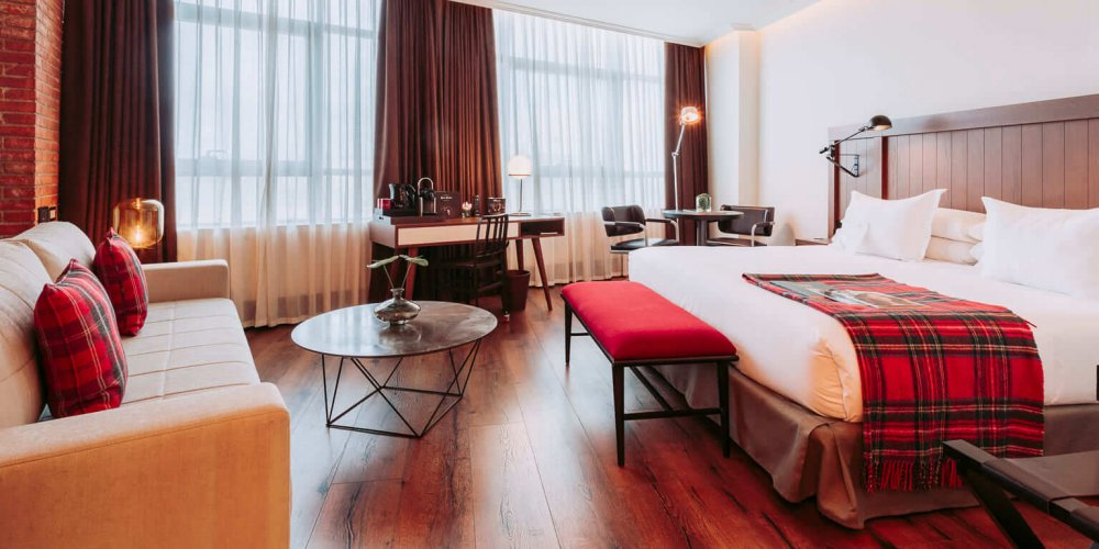 Only You Atocha, un hotel especial en Madrid